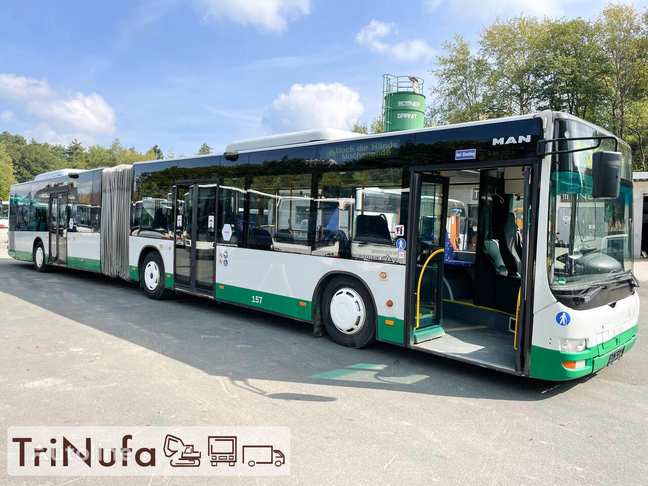 MAN A 23   Euro 4   Retarder   Klima    Gelenkbus