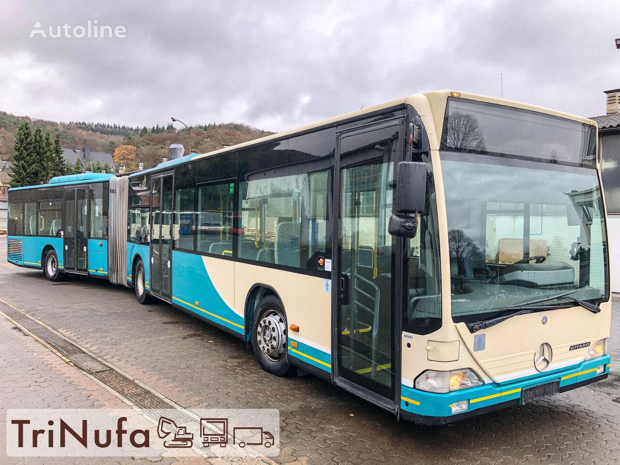 MERCEDES-BENZ O 530 G - Citaro Ü | Retarder | Euro 3 | Tempomat | Gelenkbus