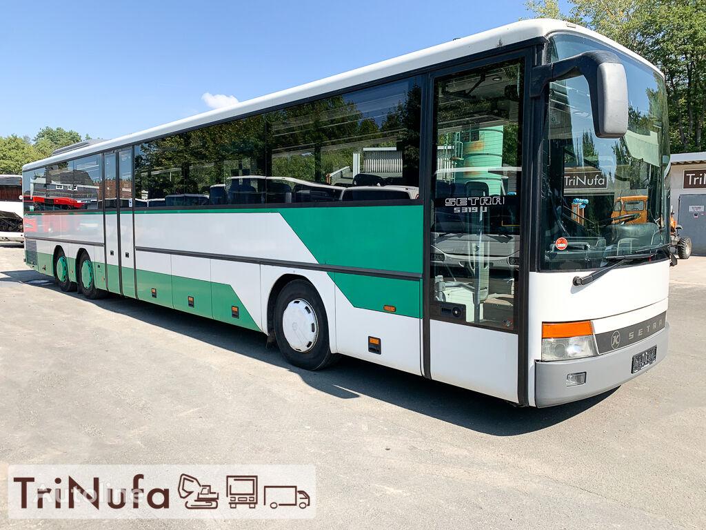 SETRA S 319 UL   Klima   Schaltgtr.   Retarder    Reisebus