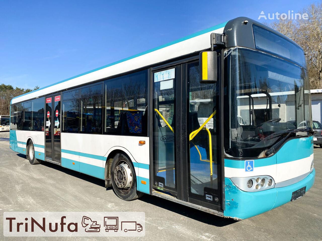 SOLARIS Urbino 12   Voith 854.3E   Rampe    Stadtbus