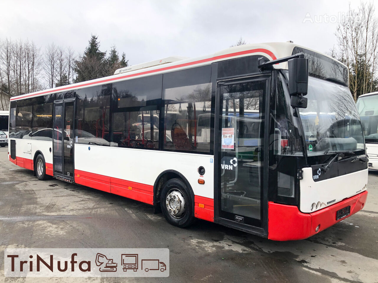 VDL Ambassador  200  Stadtbus
