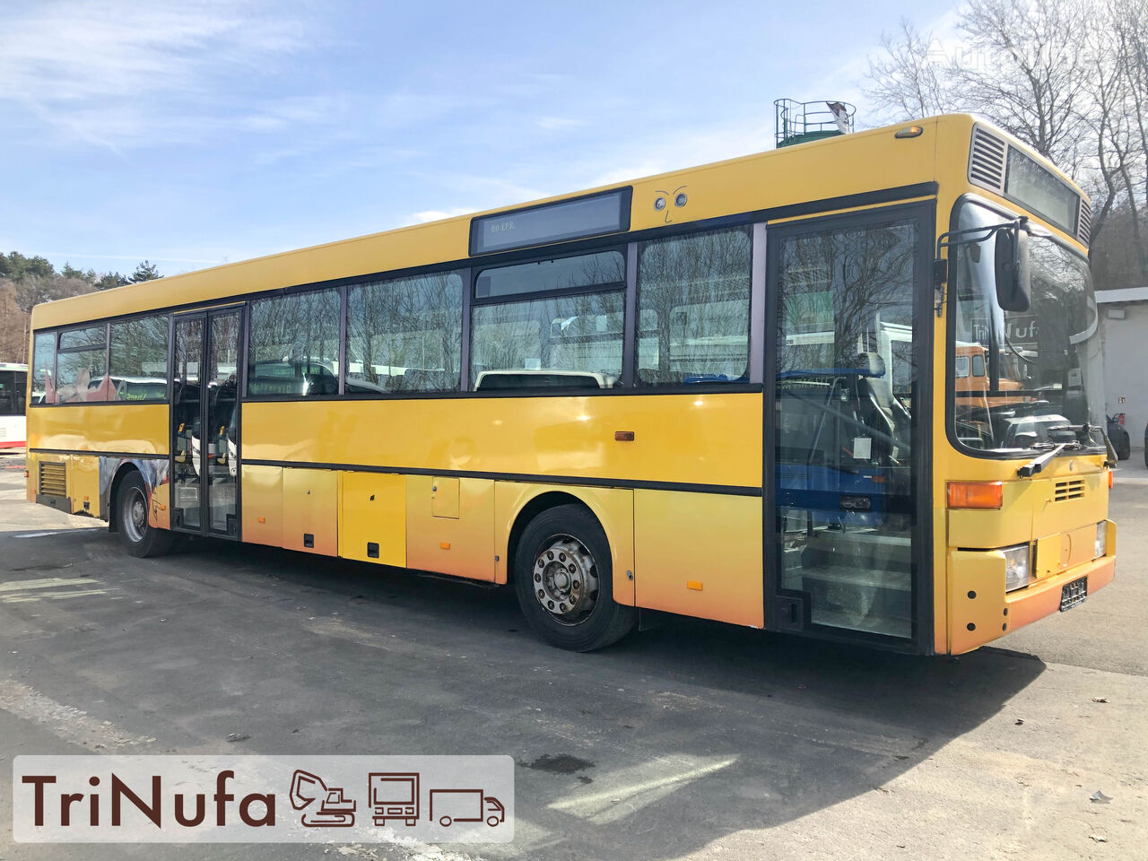 MERCEDES-BENZ Benz O 407   Stadtbus
