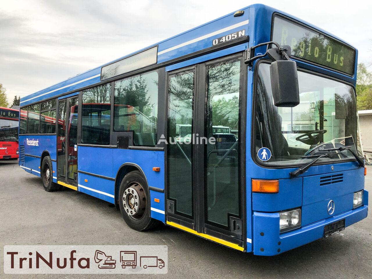MERCEDES-BENZ O 405 N K | Länge: 10,5 m | Klima | Stadtbus