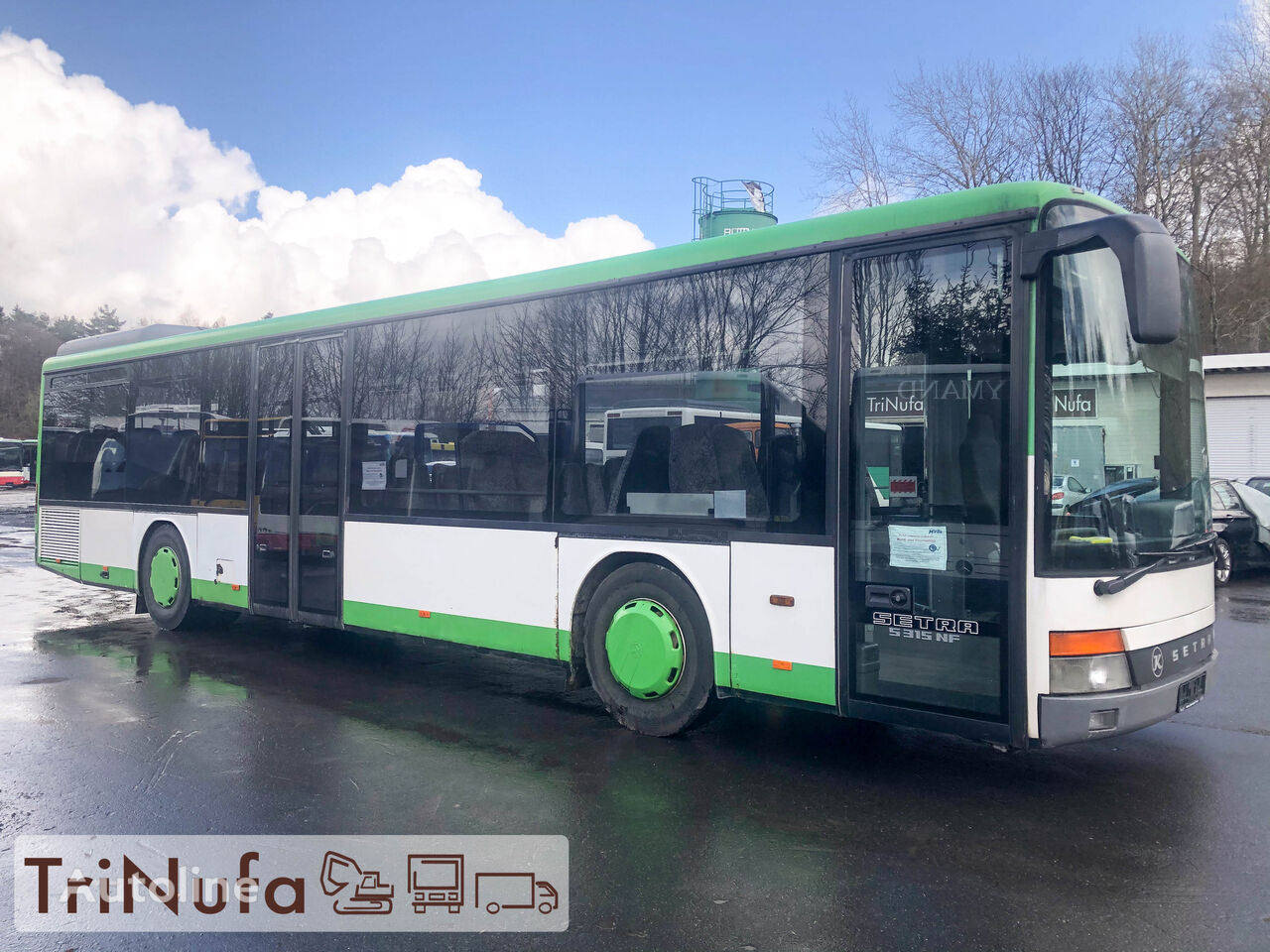 SETRA S 315 NF | TÜV | 299 PS | 48 Sitzplätze | Schaltgtr. |  Stadtbus