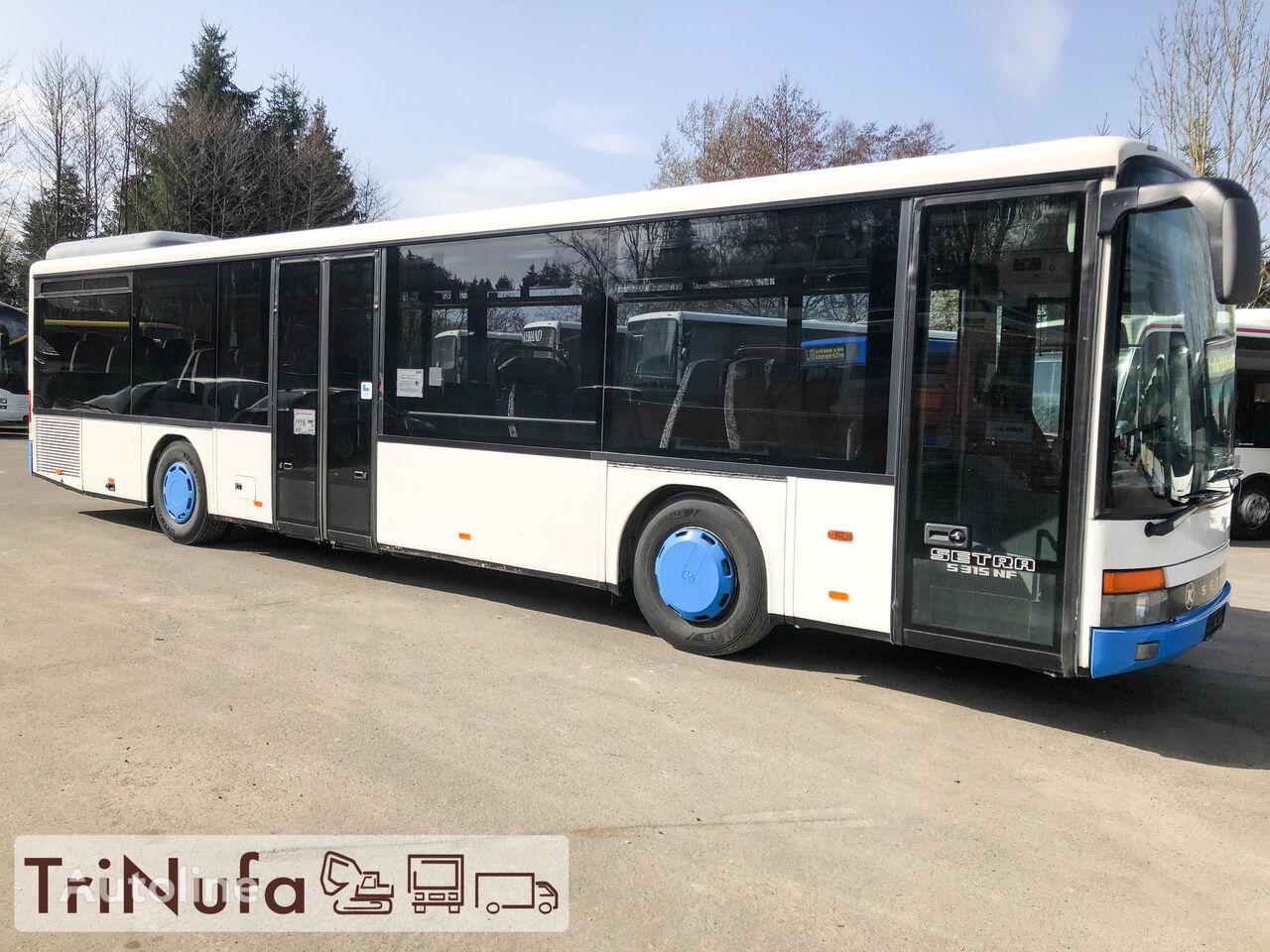 SETRA S 315 NF   TÜV   Schaltgtr.   49 Sitzplätze    Stadtbus