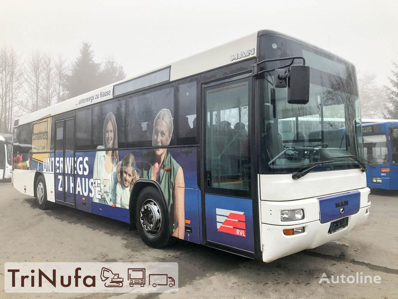 MAN A 72   Euro 3   TÜV 11 / 2021    Überlandbus
