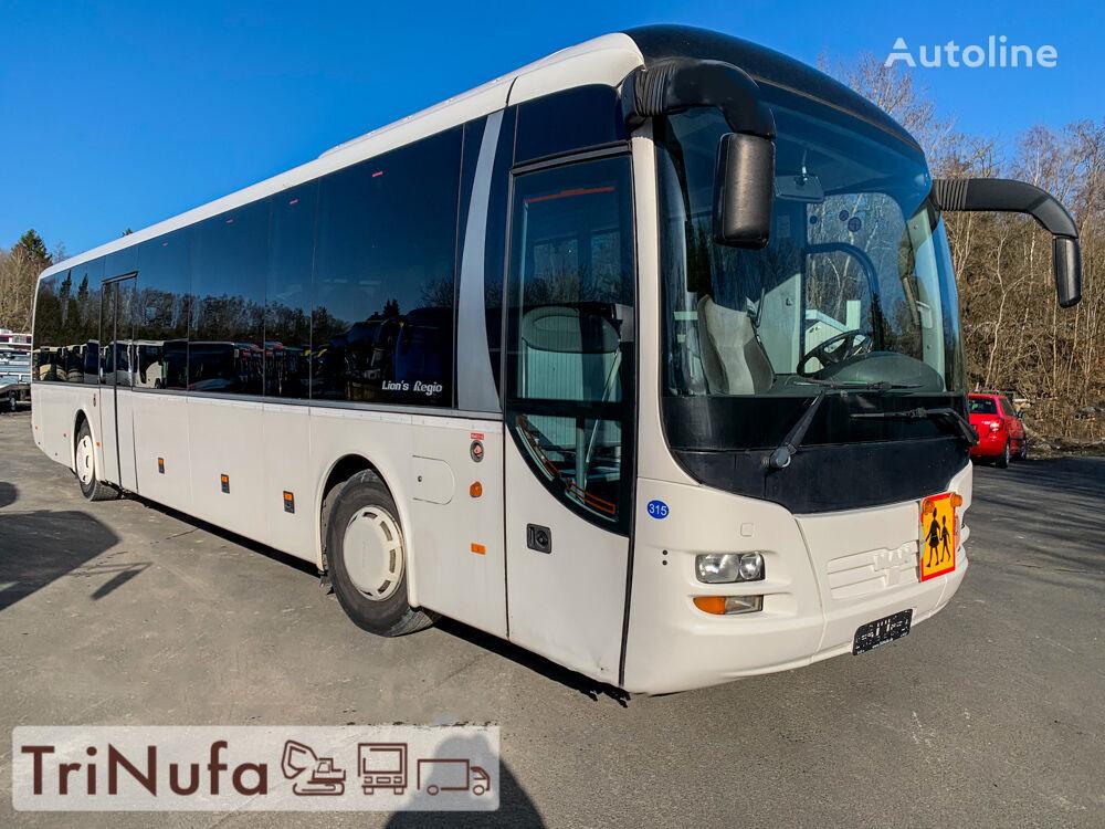 MAN R14 Lion's Regio   Schaltgetriebe   Klima   62 Sitze   Überlandbus