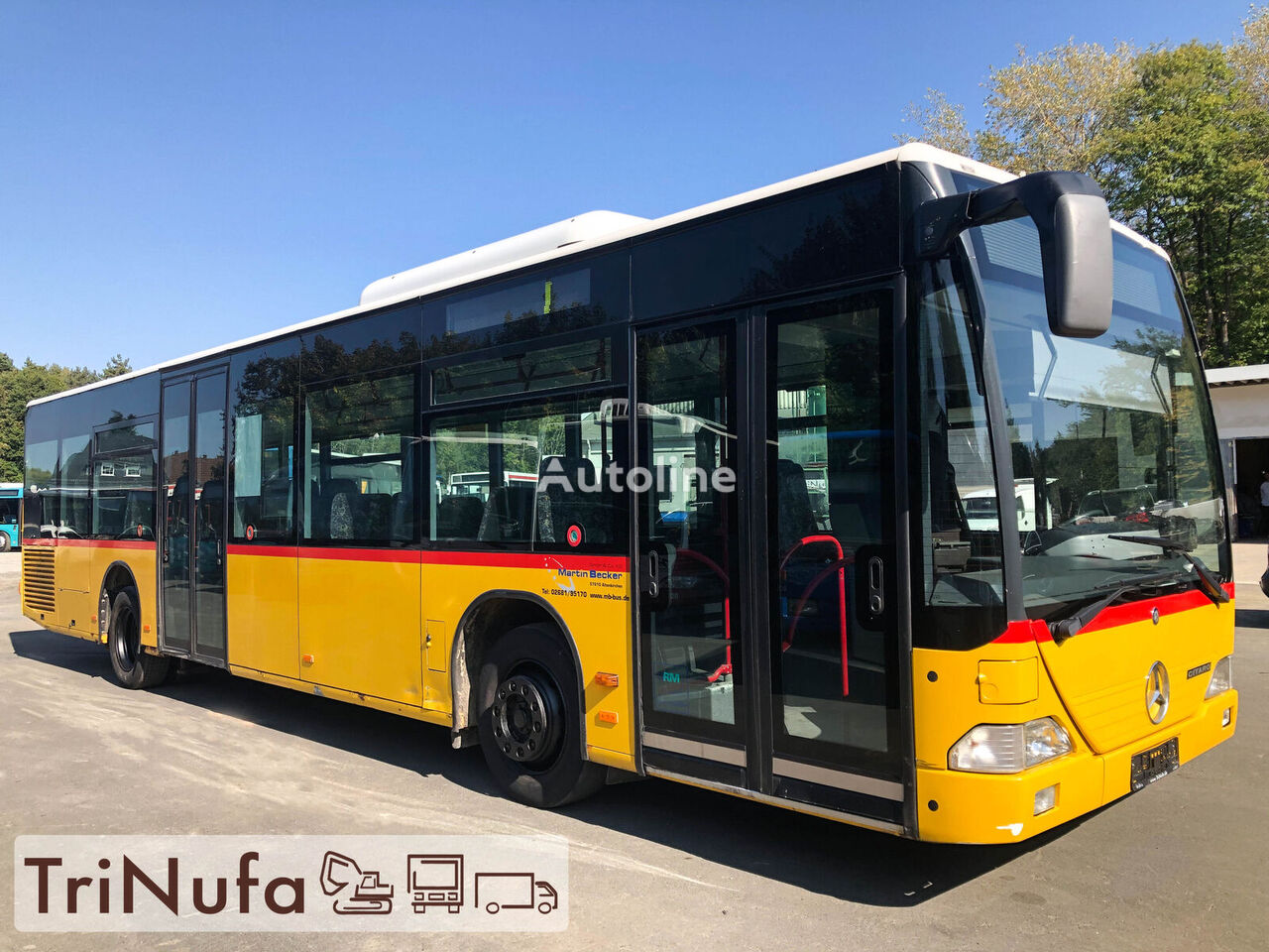 MERCEDES-BENZ  O 530 Citaro    Klima   Retader   300 PS    Überlandbus